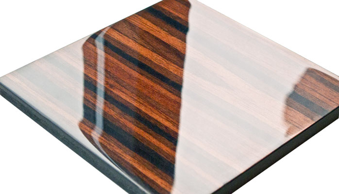 Macer Table Wood Finish Options