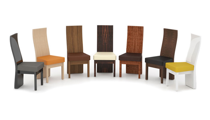 Andrew Muggleton Furniture Design Dining Chairs
