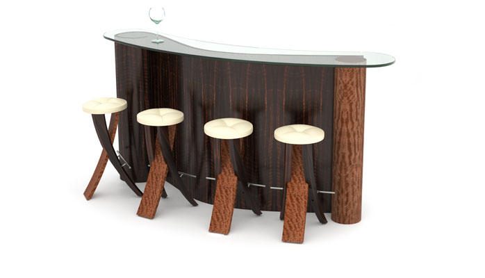 Andrew Muggleton - Furniture Design - Bar - Stool - Counter - Stool